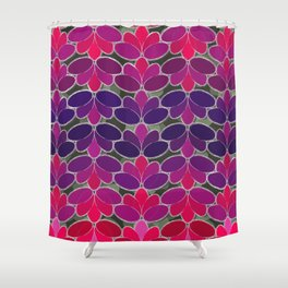 Penelope Pattern Shower Curtain