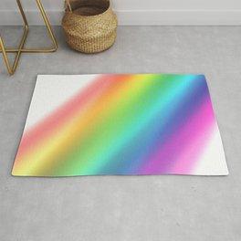 Rainbow Haze Rug