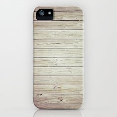 Wood iPhone (5, 5s) Slim Case