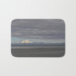 Stormy Clouds over the Cook Inlet Bath Mat