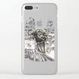 What's Gnu? Clear iPhone Case