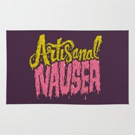 Artisanal Nausea Rug