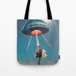 Space Juice Tote Bag