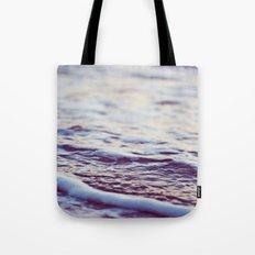 Morning Ocean Waves Tote Bag