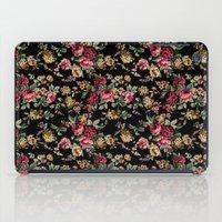 vintage flowers iPad Cases featuring Vintage Flowers by Eduardo Doreni