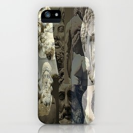 Phillip of Macedon series 7 iPhone Case