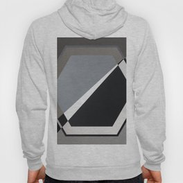 London - hexagon Hoody