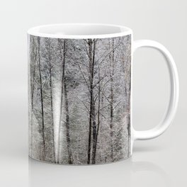 Snow Dusted Trees, No. 1 Coffee Mug