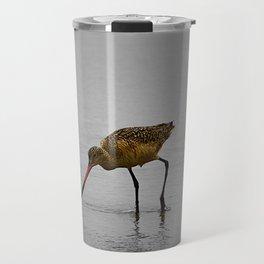 Marbled Godwit Travel Mug