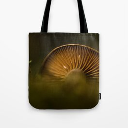 Secrets of the underbrush Tote Bag