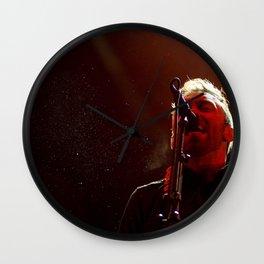 Rise Against Wall Clock