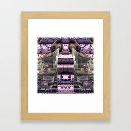 Shadowlands Revisited Framed Art Print