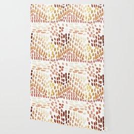 Colorful City Dots Wallpaper