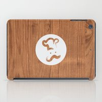 chef iPad Cases featuring Hello Chef by Hello Villust