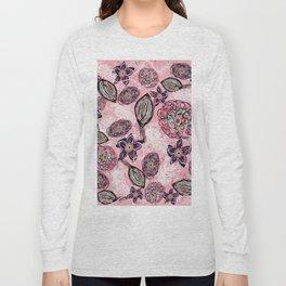 Blush blush Long Sleeve T-shirt