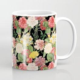 Vintage Floral Pattern | No. 1A Coffee Mug