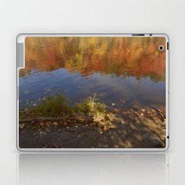 Colours in Mauricie - Canada Laptop & iPad Skin