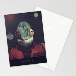 Star Team - Leon Stationery Cards