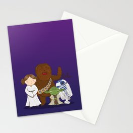 Personajes!! Stationery Cards