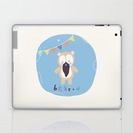 Barry Bear Laptop & iPad Skin