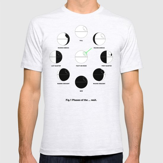 That's No Moon Phases T-shirt