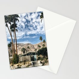 Home Sweet Home / Palm Springs Stationery Cards