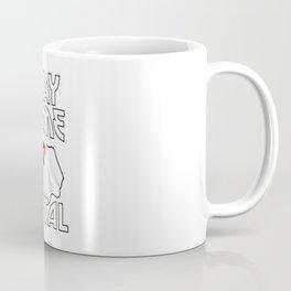 Heavy Metal Ghost Coffee Mug