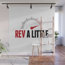 Rev A Little Wall Mural