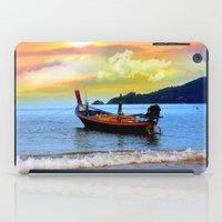 thailand iPad Cases featuring  thailand by mark ashkenazi