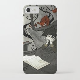 All Hallows Read iPhone Case