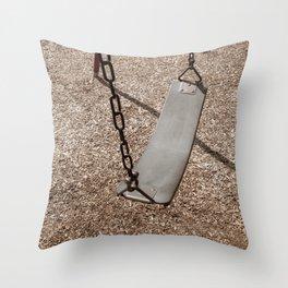 Swing Swing Swing Throw Pillow