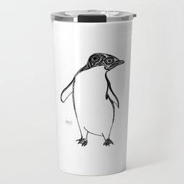 Inspired Penguin Travel Mug