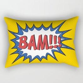 BAM Rectangular Pillow