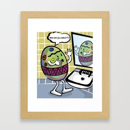 Easter Morning Framed Art Print