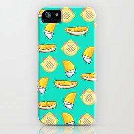 Cachapa, Empanada, Arepa. iPhone Case