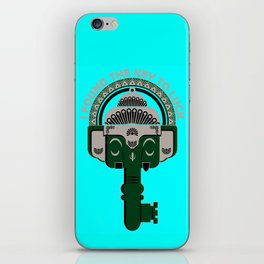 KEY to LUCK iPhone Skin