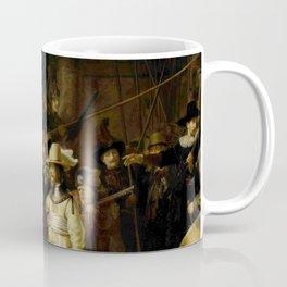 Rembrandt, The night watch, de nachtwacht Coffee Mug