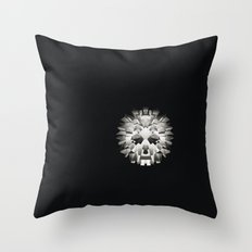 sad untitled Throw Pillow