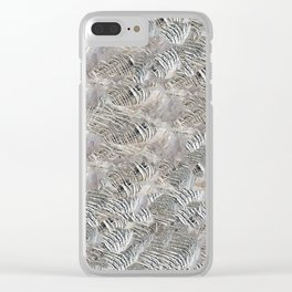 Barking Mad Clear iPhone Case