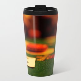 Spades Metal Travel Mug