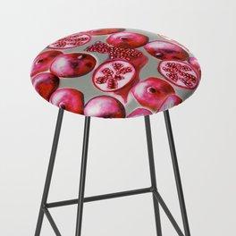 Pomegranate Bar Stool
