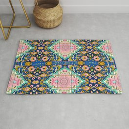 real friends Rug