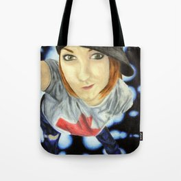 Girl on the Dancefloor Tote Bag