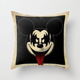 Demmon Mouse Throw Pillow