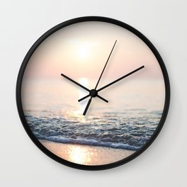 Summer Breeze Wall Clock