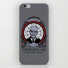 Seven of Hearts 2012 update iPhone & iPod Skin