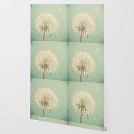 Dandelion Clock Wallpaper