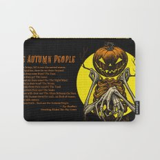 Autumn People 7 Carry-All Pouch