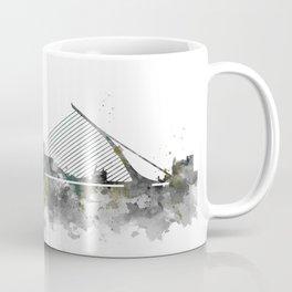 Dublin Skyline Coffee Mug