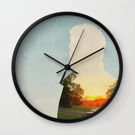 Dean Winchester Supernatural Impala  Wall Clock